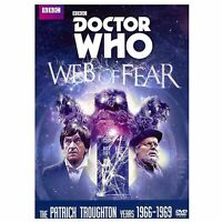 Doctor Who: The Tela Of Fear , Nuovo DVD