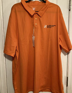 The Home Depot Polo Shirt MET Size 3XL NWT