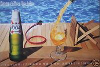 PUBLICITÉ 2002 BIERE 1664 QUATRE CHIFFRES UNE BIÈRE - ADVERTISING