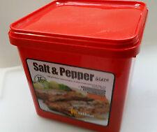 Salt & Pepper Meat/Veg Glaze 2.5kg Middleton Foods Glazes, Marinades & Coatings