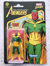 Kenner Marvel Legends Retro The Avengers Earth's Mightiest Heroes - VISION 3.75?