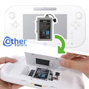 Akku passend Batterie für Nintendo Wii U Gamepad (WUP-010) WiiU WUP-012 3600mAh