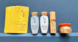 NEW! Sulwhasoo Concentrated Ginseng 5-step Skincare Travel Size FREE SHIPPING