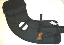 Quality Made Gun Pack Horn Bag w/ removable holster, insulated Nwt!