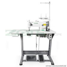 ZOJE ZJ0628 SET Upholstery and leathercraft lockstitch machine, triple trans NEW