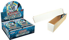 YUGIOH Cybernetic Horizon 1 display (24 BOOSTER) 1. edizione + BOX PER 1000 carte