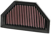 KT-1108 KTM 1190 RC8 K&N HIGH FLOW AIR FILTER ELEMENT