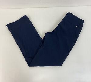 Rohan Roamers Trousers Navy Blue Sun UPF 40+ Sz 8 UK W30 L30 Ladies