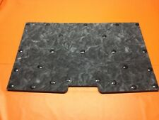 1981-1987 Chevrolet Truck Hood Insulation Pad Chevy GMC  With Clips