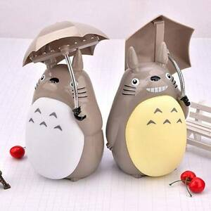 Totoro lamp led night light ABS Reading Table Desk Lamps for kids Gift