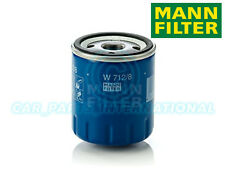 Mann Hummel OE Quality Replacement Engine Oil Filter W 712/8