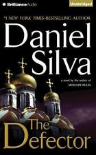 THE DEFECTOR unabridged audio book on CD by DANIEL SILVA  Brand New 9 CDs 11 Hrs