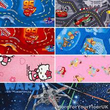 Nylon Children's Fitted Carpets & Underlay