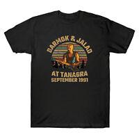 Darmok and Jalad At Tanagra September 1991 Vintage Men's T Shirt Black Navy Tee