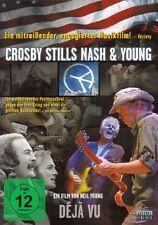 STILLS,NASH & YOUNG CROSBY - DEJA VU  DVD NEU