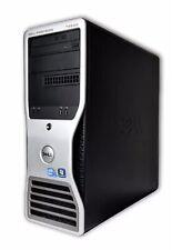 Dell T3500 Xeon W3550 QC 3.06GHz /12GB DDR3 / 500GB /512MB Video Card / Win10