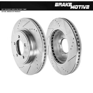 Front Brake Rotors For 2006 2007 2008 - 2010 Ford Explorer Mercury Mountaineer
