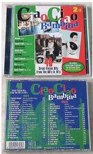 CIAO CIAO BAMBINA/40 ITALY Hits-Celentano, Patty Pravo,... repertorio do-CD