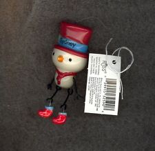 Snowman Christmas Tree Ornament by Russ-Decoration-Stocking Stuffer-SYDNEY