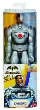 "New Licensed DC Comics CYBORG - 30cm (12"") Highly Posable Action Figure - Mattel"