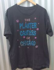 Original Vintage THE PLASTER CASTERS OF CHICAGO T-Shirt  Cynthia Plaster Caster