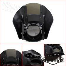 Front Headlight Fairing Windscreen For Harley Davidson Iron 883 XL883N 2009-2017