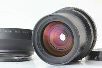 [N.MINT+++ w/ Hood ] Mamiya Sekor Z 50mm F4.5 W Lens For RZ67 Pro II IID JAPAN
