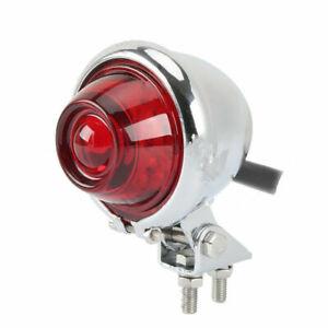 Moto Bates Style LED frein stop feu arrière lampe feu arrière universel Bobber