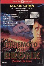 TERREMOTO NEL BRONX (1996) VHS
