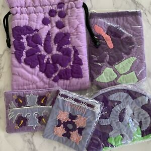 Hawaiian quilt bundle