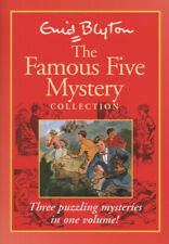 Famous Five mystery collection by Enid Blyton (Hardback)