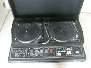 CITRONIC CL 12D TWIN TURNTABLES