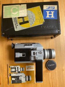 Canon Auto Zoom 814 Super 8 Camera - Excellent Condition, read description.