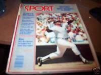Sport Magazine Oct 1979 Reggie Jackson NY Yankees