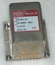 High Precision 10MHZ OCXO frequency standard by PIEZO