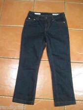 womens JAG high rise reg fit crop denim jeans SZ 8 stretch!