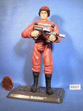 "Star Wars 2007 NABOO SOLDIER Royal Naboo Army TAC, 3.75"" Figure COMPLETE"