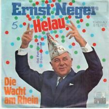 """<6622-53> 7"""" Single: Ernst Neger - Helau"""