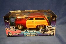 1950 Ford Woody Muscle Machine 1:18 Scale                                4878