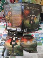 PC CD-Rom:SpellForce 2 - Shadow Wars [TOP RPG & 1ERE EDITION] COMPLET - Fr