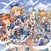 Kimi to Boku no Mirai GRANBLUE FANTASY Game Music CD F/S w/Tracking# Japan New