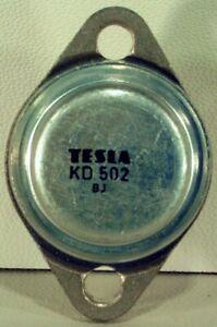 RFT - DDR - TESLA - Transistor KD 502 - 1 Stk.