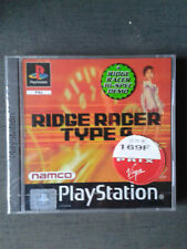 Playstation PS1  RIDGE RACER TYPE 4 - PAL Neuf/scellé - NEW FACTORY SEALED
