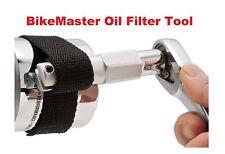 BikeMaster Motorcycle Oil Filter Tool Kawasaki Chopper Ninja 4 Wheeler Dirtbike