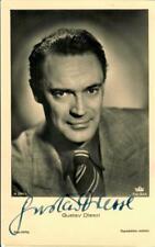 Gustav Diessl Ross A 2805/1 signiert, Autogramm
