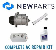 BMW E53 X5 4.4i 2000-2003 Complete A/C Repair Kit New Compressor with Clutch
