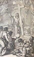 Abraham BOSSE (1602-1676) Christ trônant