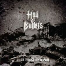"HAIL OF BULLETS ""OF FROST AND WAR"" CD 11 TRACKS NEW+"