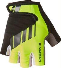 Madison Peloton Mens Cycle Mitts Gloves Hi Vis XL