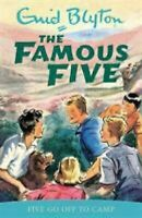 Five Go Off To Camp Por Blyton, Enid